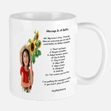 Amy's Message In A Bottle Mug