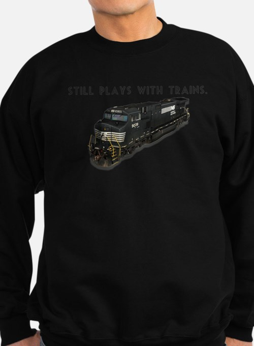 Still Plays With Trains Jumper Sweater