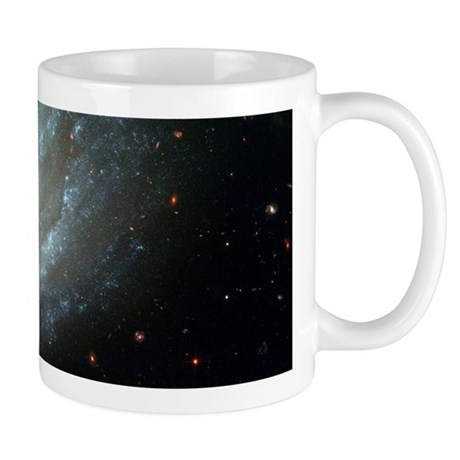Spiral Galaxy Mug