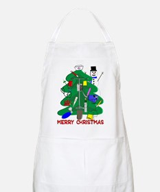 Nurse Christmas Apron