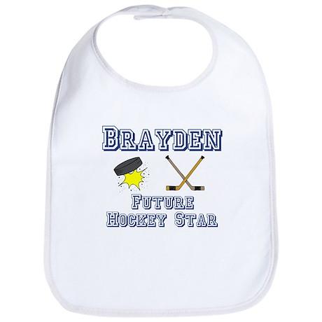 Brayden - Future Hockey Star Bib