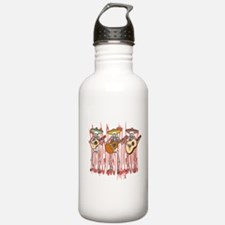 Mariachi Skeleton Trio Water Bottle