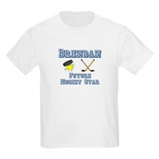 Brendan - Future Hockey Star T-Shirt