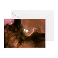 Trifid Nebula Greeting Cards (Pk of 10)