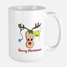 Nurse Christmas Large Mug