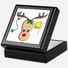 Nurse Christmas Keepsake Box