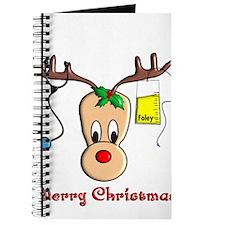 Nurse Christmas Journal