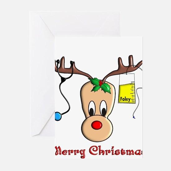 Nurse Christmas Greeting Cards (Pk of 10)