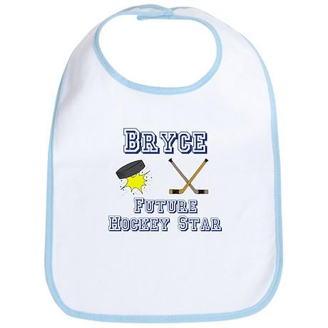 Bryce - Future Hockey Star Bib