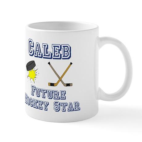 Caleb - Future Hockey Star Mug