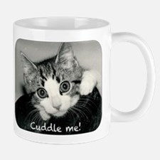 Cuddly kitten Mug