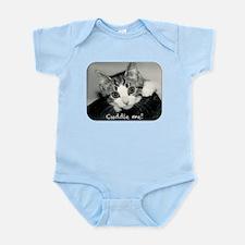 Cuddly kitten Infant Bodysuit