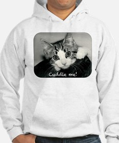 Cuddly kitten Jumper Hoody