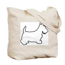 Scottish Terrier - Scottie Tote Bag