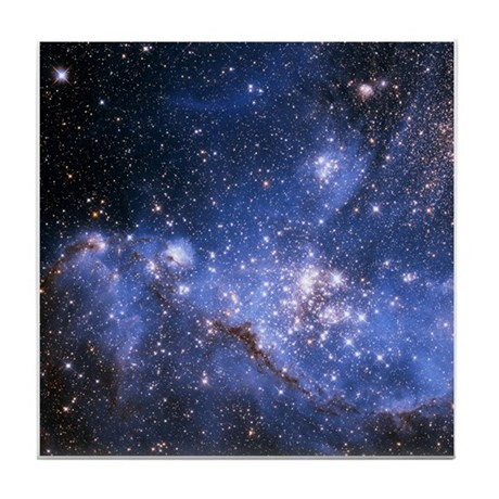Infant Stars Tile Coaster