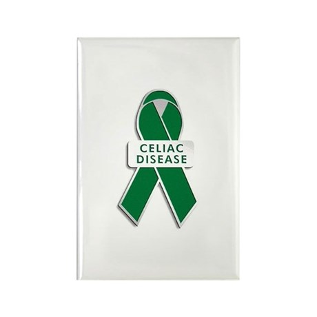 Celiac Disease Awareness Rectangle Magnet