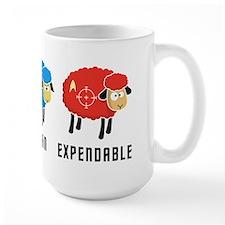 Star Trek Sheep Mug