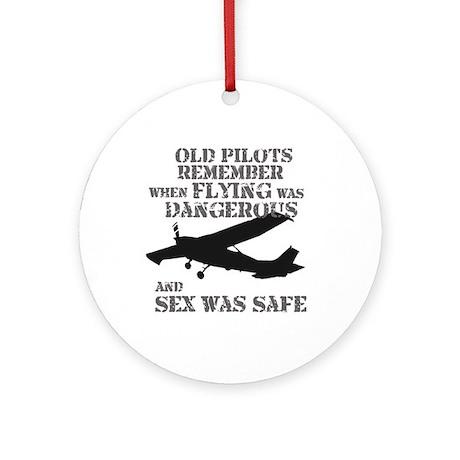 Pilots Ornament (Round)