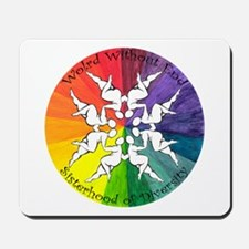 Diversity Rainbow Mousepad