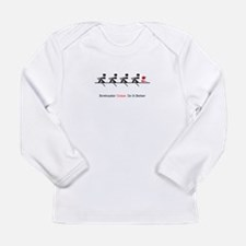 Cute Cox Long Sleeve Infant T-Shirt