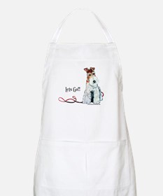Fox Terrier Walk Apron