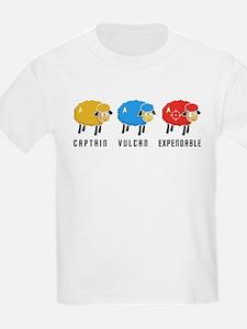 Star Trek Sheep T-Shirt