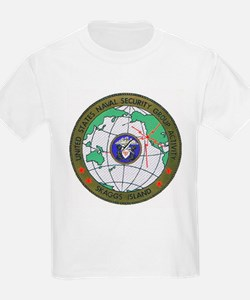 NAVAL SECURITY GROUP ACTIVITY, SKAGGS ISLAND T-Shirt