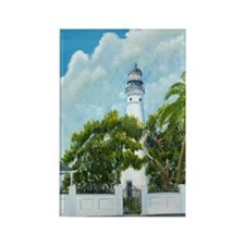 Key West Lighthouse Rectangle Magnet