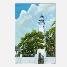 Key West Lighthouse Postcards (Package of 8)