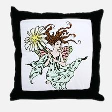 Cute Imps Throw Pillow