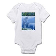 Cute Manatees Infant Bodysuit