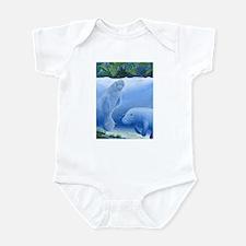 Cool Manatees Infant Bodysuit