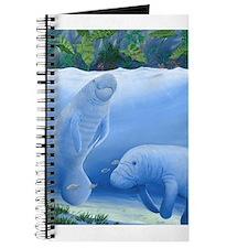 Cute Manatee Journal