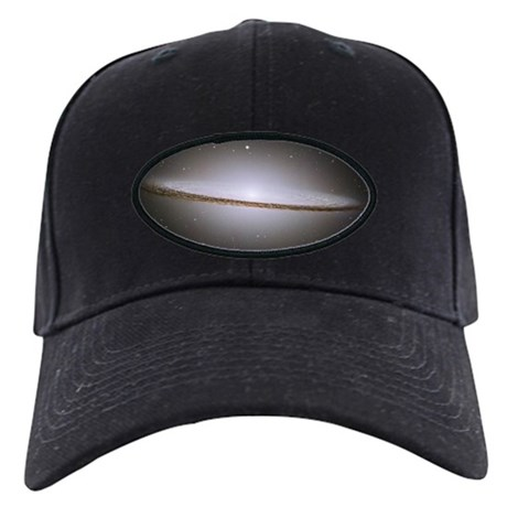 Sombrero Galaxy Black Cap