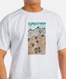 Turtle Hatchlings T-Shirt