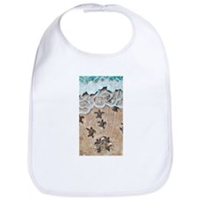 Turtle Hatchlings Bib