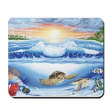 Turtle Haven Mousepad