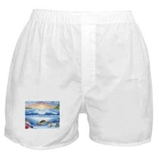 Turtle Haven Boxer Shorts