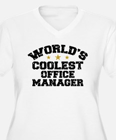Coolest Office Manager T-Shirt
