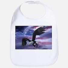 Freedom Eagle Bib