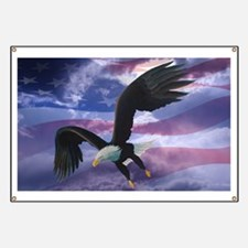 Freedom Eagle Banner