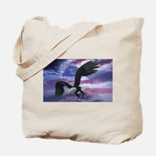 Freedom Eagle Tote Bag