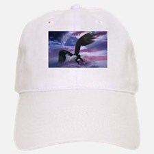Freedom Eagle Baseball Baseball Cap