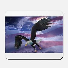 Freedom Eagle Mousepad