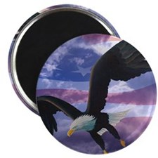 "Freedom Eagle 2.25"" Magnet (10 pack)"