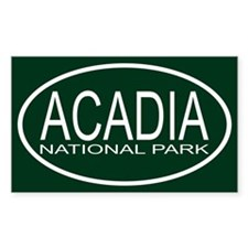 Acadia National Park Decal