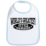 Office Manager Bib