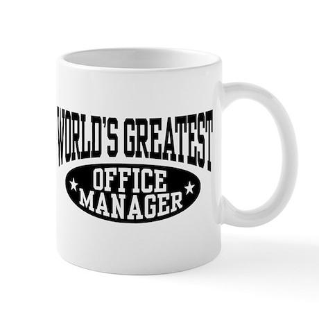 Office Manager Mug