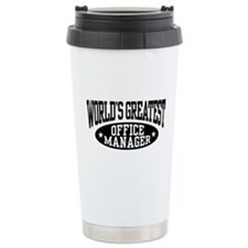 Office Manager Travel Mug