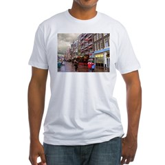 Hotel Row -- Amsterdam Shirt
